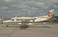 Photo: Air Central, Mitsubishi MU-2, ZK-EON