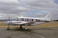 Photo: New Zealand Ministry of Transport, Piper PA-31 Navajo, ZK-DCE