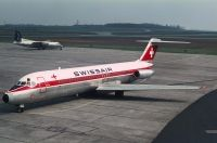 Photo: Swissair, Douglas DC-9-30, HB-IFN