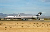 Photo: Jet America, McDonnell Douglas MD-80, N785JA