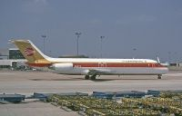Photo: Continental Airlines, Douglas DC-9-30, N531TX