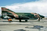 Photo: United States Air Force, McDonnell Douglas F-4 Phantom, 63629