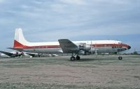 Photo: African Queen, Douglas DC-7, N90804