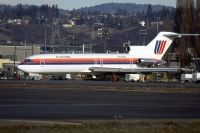 Photo: United Airlines, Boeing 727-200, N7253U
