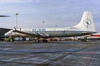 Photo: Air Faisel, Bristol Britannia 200, G-BEMZ