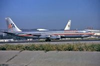 Photo: American Airlines, Boeing 707-300, N8401