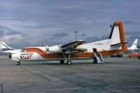Photo: TAT, Fokker F27 Friendship, F-BVTE