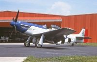 Photo: United States Air Force, North American P-51 Mustang, 414906