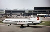Photo: BEA - British European Airways, Hawker Siddeley HS121 Trident, G-ARPX