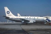 Photo: Varig, Boeing 737-200, PP-VMH