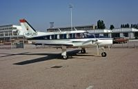 Photo: Transit Air, Piper PA-31 Navajo, HB-LHD