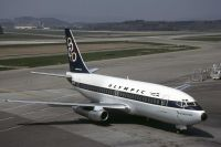 Photo: Olympic Airways/Airlines, Boeing 737-200, SX-BCF