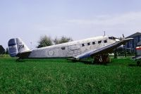 Photo: Jugoslavia - Air Force, Junkers Ju52, 7208
