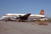 Photo: Untitled, Douglas DC-6, N80MA