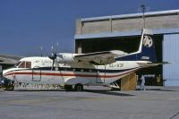 Photo: Air Liberia, CASA C-212, EL-AJF