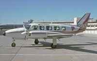 Photo: Precision Airlines, Piper PA-31-350 Navajo Chieftan, N302AD