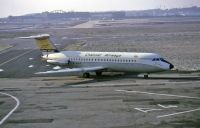 Photo: Channel Airways, BAC One-Eleven 300, G-AVGP