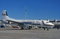 Photo: Fort Worth Air, NAMC YS-11, N908TC
