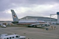 Photo: Air Panama, Boeing 707-100, N7501A