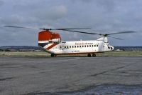 Photo: British Airways, Boeing-Vertol 234, G-BISO