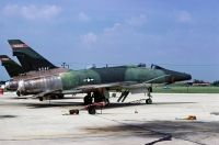 Photo: United States Air Force, North American F-100 Super Sabre, 63000