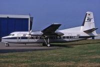 Photo: FTG, Fokker F27 Friendship, D-AELB