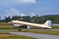 Photo: Malayan Airways, Douglas C-47, 9M-ALO