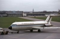 Photo: Caledonian/BUA, BAC One-Eleven 200, G-ASTJ