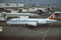Photo: Cyprus Airways, Douglas DC-9-10, N48200
