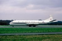 Photo: Royal Air Force, Hawker Siddeley Nimrod, XV236