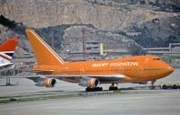 Photo: Braniff International Airlines, Boeing 747SP, N606BN