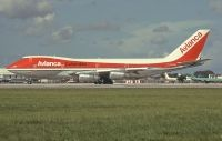Photo: Avianca, Boeing 747-200, HK-2910X