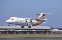 Photo: British Aerospace, British Aerospace BAe 146-300