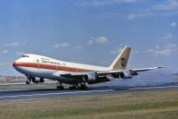 Photo: Continental Airlines, Boeing 747-100, 862