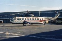Photo: SFO Airlines, Sikorsky S-61