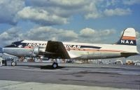 Photo: North American Airlines, Douglas C-54 Skymaster, N63396