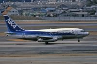 Photo: NKA - Nihon Kinkyori Airways, Boeing 737-200, JA8413