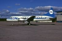 Photo: European Air Transport - EAT, Convair CV-580, OO-VGH