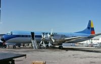 Photo: TAME, Lockheed L-188 Electra, N9702C / FAE 10