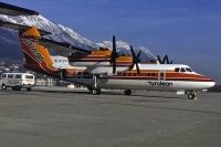 Photo: Tyrolean Airways, De Havilland Canada DHC-7 Dash7, OE-HLS