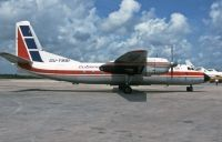 Photo: Cubana, Antonov An-24, CU-T881