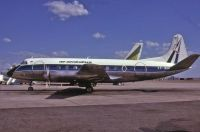 Photo: Air Zimbabwe, Vickers Viscount 700, VP-WAR