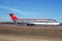 Photo: Northwest Airlines, Douglas DC-9-30, N986E