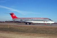 Photo: Northwest Airlines, Douglas DC-9-30, N922RW