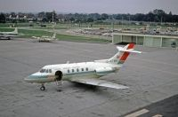 Photo: Hawker Siddeley Aviation, Hawker Siddeley HS-125, G-ATWH