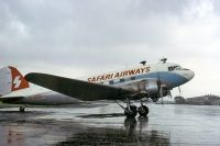 Photo: Safari Airways, Douglas DC-2, VT-DDD