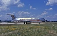 Photo: American Airlines, BAC One-Eleven 400, N5033