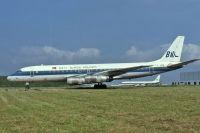 Photo: BHY Bursa Airlines, Douglas DC-8-50, TC-JBZ