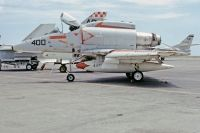 Photo: United States Navy, Douglas A-4 Skyhawk, 155026