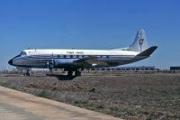 Photo: Royal Swazi, Vickers Viscount 700, 3D-ACV